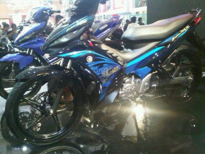 New Yamaha Jupiter MX 2011 « Yamahabyson153's Blog
